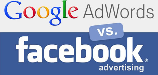 Links patrocinados: Google Adwords ou Facebook Advertising